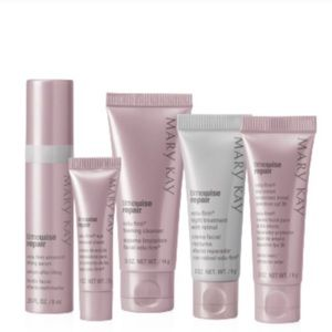 NWT Mary Kay Timewise Repair Volu-Firm The Go Set